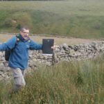 Stewart Ainsworth enthusiastic landscape archaeologist