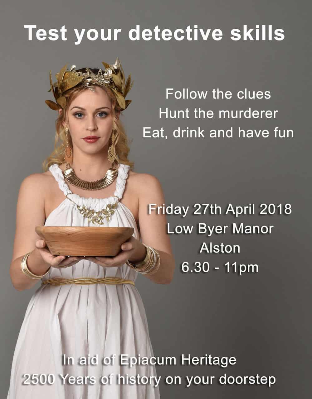 Murder mystery in Alston