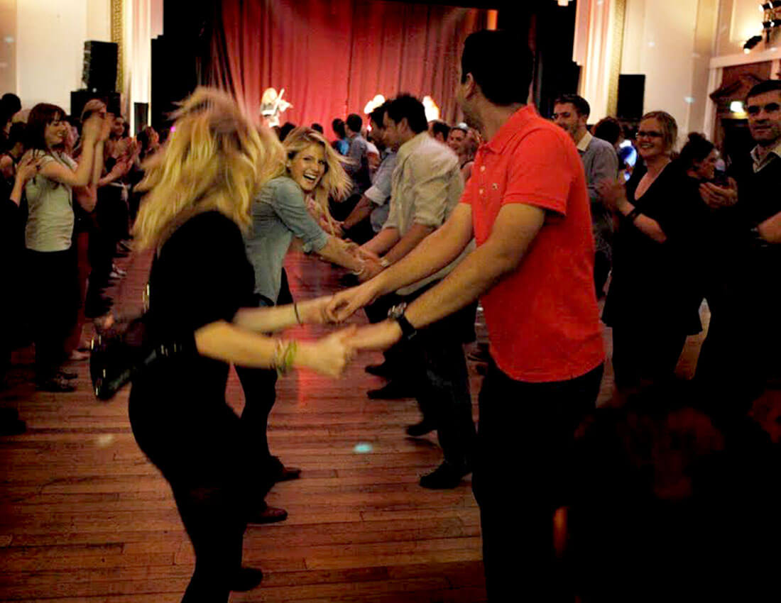 Ceilidh 1st September 2018