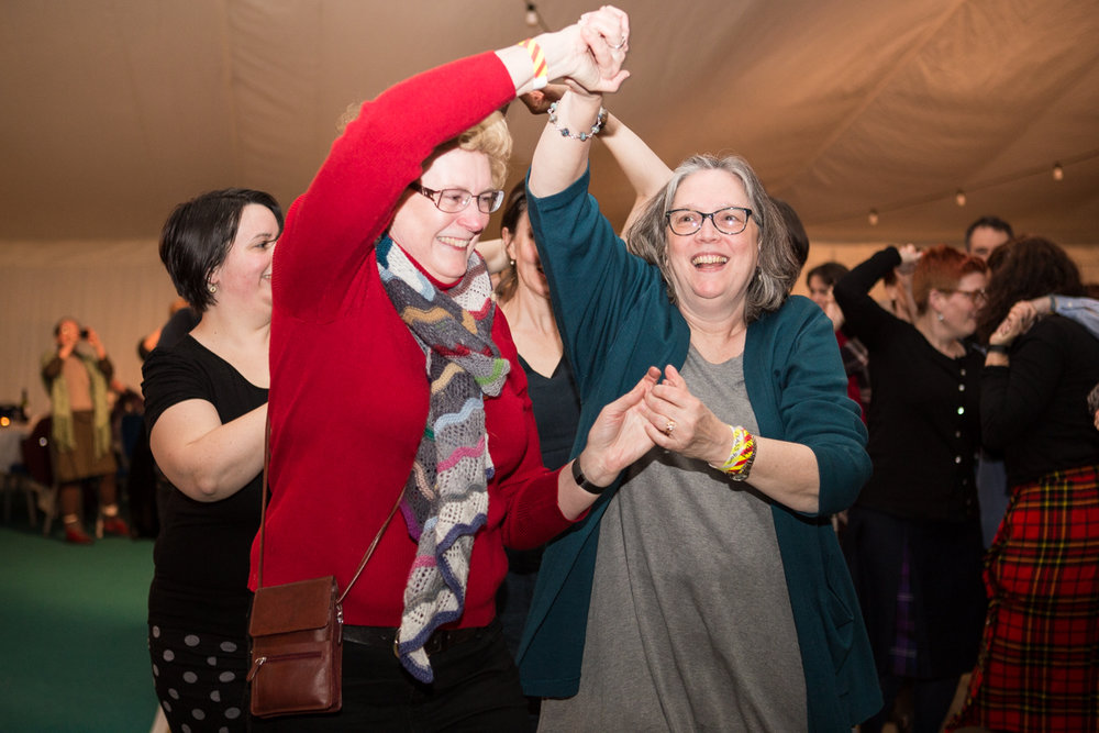 Dance your little feet off at the Epiacum Ceilidh