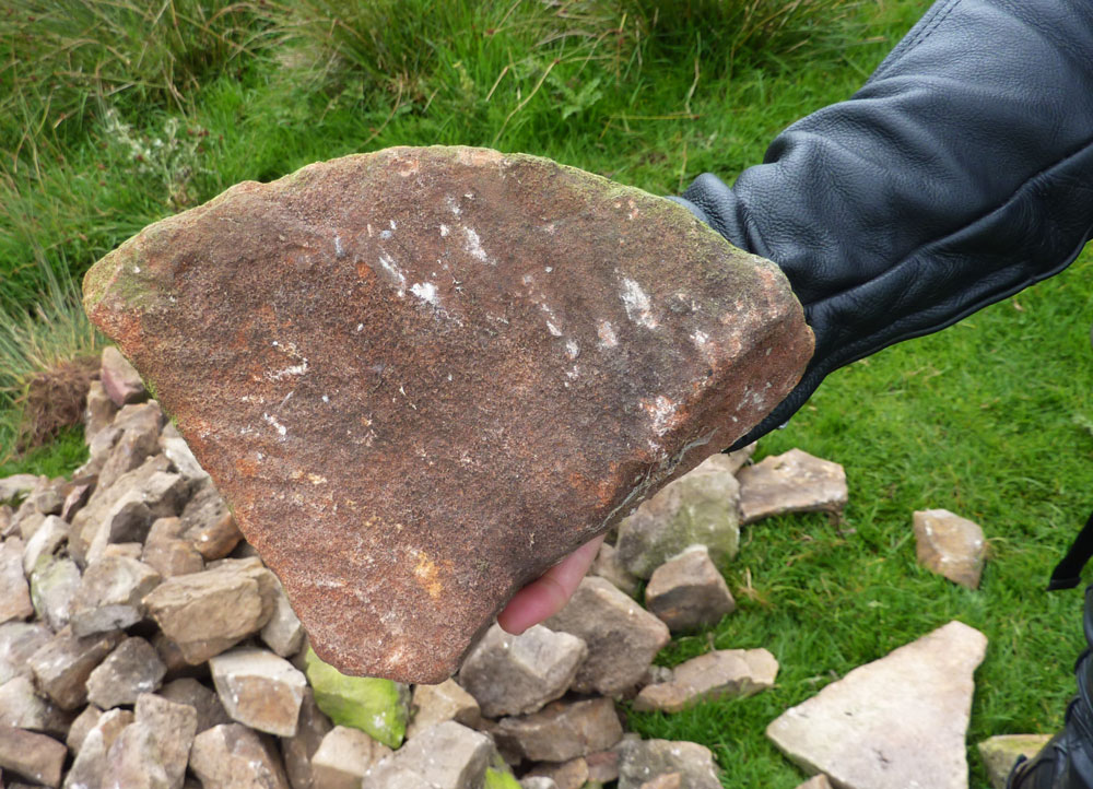 Day 4 Quern Stone